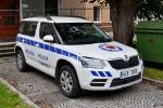 Turnov - Městská Policie - FuStW - 4L9 3260