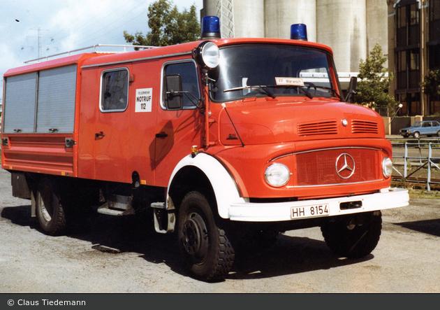 Florian Hamburg Warwisch MKW (HH-8154) (a.D.)