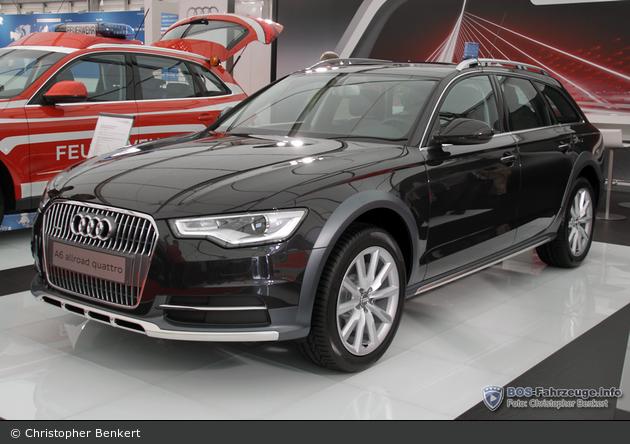 Audi A6 avant Allroad quattro - Audi - PKW