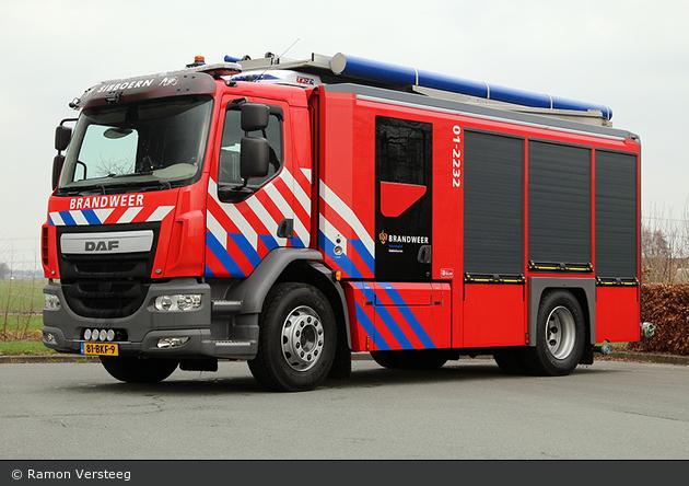 Midden-Groningen - Brandweer - HLF - 01-2232