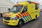 Groningen - AmbulanceZorg Groningen - RTW - 01-124