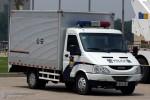 Beijing - Police - 8014 - LKW
