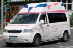 Ambulanzdienst Melchert & Schmidt - KTW (B-AD 516)