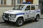 Turnov - Městská Policie - FuStW - 2L4 9601