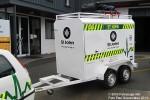 Timaru - St John Ambulance - MANV-Anhänger - Timaru MCI2