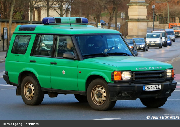 BBL4-7021 - Landrover Discovery - FuStW