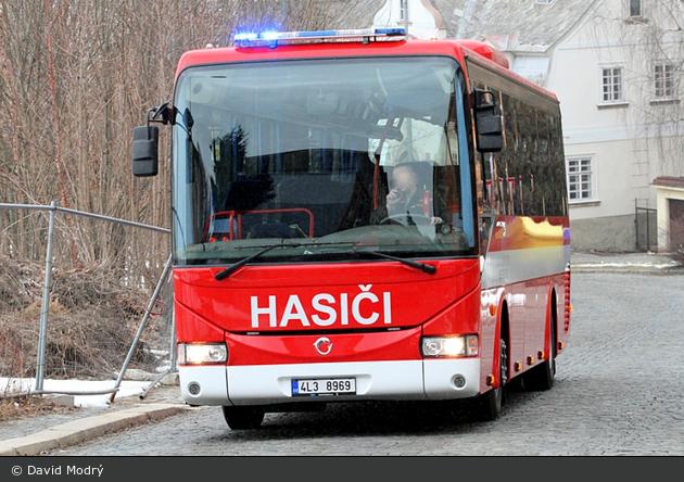 Liberec - HZS - Bus