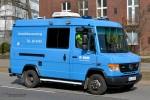 Ludwigshafen - BASF SE - Umweltmesswagen