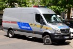 Budapest - Rendőrség - Készenléti Rendőrség - LKW