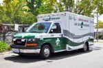 San Luis Obispo County - San Luis Ambulance - Ambulance 731