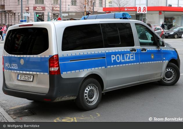 B-31169 - Mercedes Benz Vito - Kleinbus mit Funk