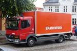 Bergen - Brannvesen - GW-Brandschaden - 78 (a.D.)