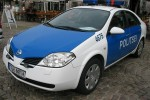 Estland - Politsei - FuStW