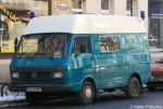 B-VJ 859 - VW LT 35 - Tatortfahrzeug