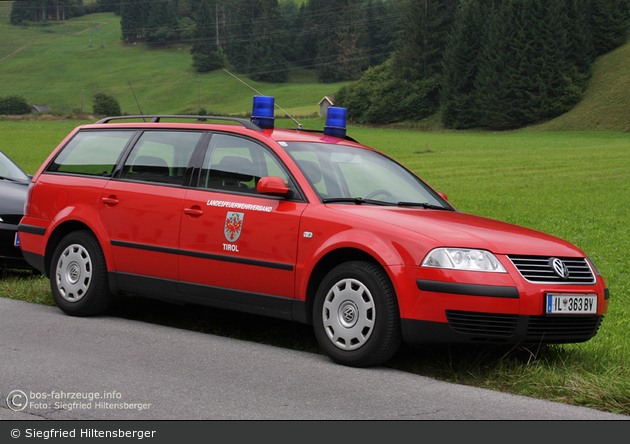 Telfs - LFV Tirol - PKW