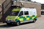 Exeter - Westcountry Ambulance Service (NHS) - RTW (a.D.)