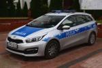Siemiatycze - Policja - FuStW - M856