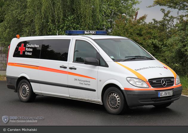 Rotkreuz StädteRegion Aachen Medi-PKW 03 (a.D.)