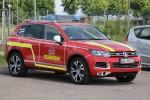 VW Touareg 3.0 TDI - ROBÜ - KdoW