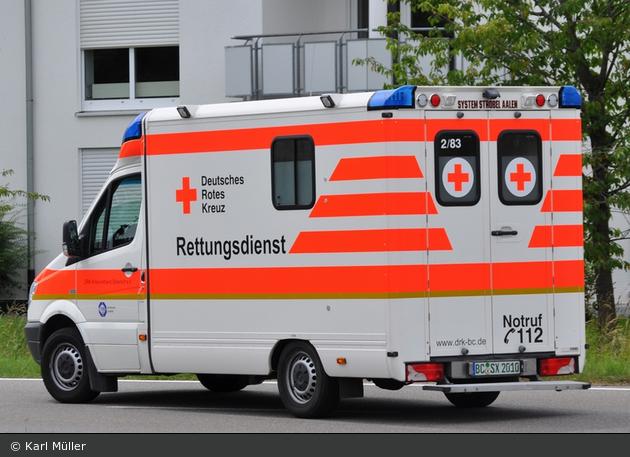 Rotkreuz Biberach 02/83-01