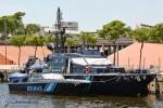 ES - Barcelona - Aduanas - Zollkreuzer Paiño & Schnellboot