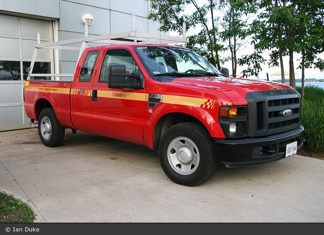 Toronto - Fire Service - Utility 20346