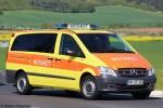 Mercedes-Benz Vito 116CDI - Mittelstädt Sonderfahrzeuge - NEF