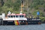 WSA Stralsund - Seezeichenmotorschiff - Rosenort