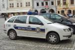 Český Krumlov - Městská Policie - FuStW