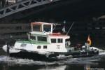 WSA Berlin - Schub- und Aufsichtsboot - Berlin