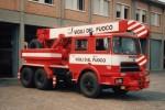 Verona - Vigili del Fuoco - Kran (a.D.)