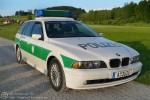 A-3020 - BMW 5er Touring - FuStw - Kempten