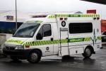 Thames - St John Ambulance - RTW - Thames 94
