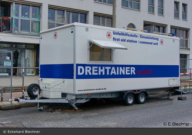 Drehtainer - Drehtainer - Unfallhilfsstelle/Einsatzleitung