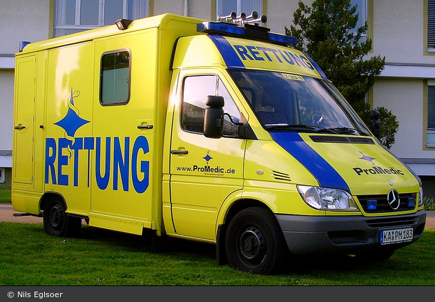 Rettung Karlsruhe 07/83-01 (a.D.)