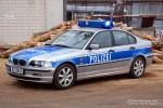 Polizei - BMW 318i - FuStW