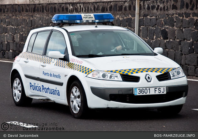Arrecife - Policía Portuaria - FuStW - PV-10