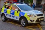 London - British Transport Police - FuStW - L64