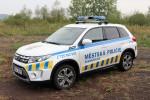 Chabařovice - Městská Policie - FuStW