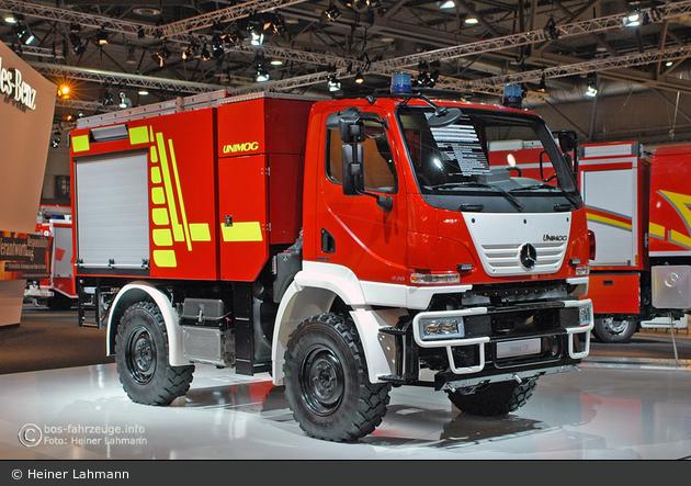 229257f5b3 Einsatzfahrzeug  Mercedes-Benz Unimog U 20 - Schlingmann - TLF 10 20 ...