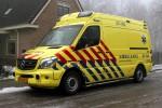 Arnhem - Regionale Ambulancevoorziening Gelderland-Midden - RTW - 07-106