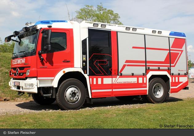 Mercedes-Benz Atego 1529 AF - Rosenbauer - HLF10