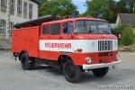 Feuerwehrmuseum Wernigerode - LF 16-TS 8