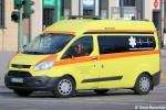 Krankentransport Berliner Rettungsdienst Team - KTW BRT-06 (B-RT 8506)