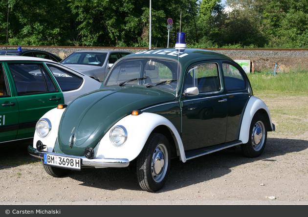 BM-3698 H - VW Käfer - FuStW (a.D.)