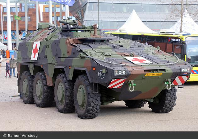 Ermelo - Koninklijke Landmacht - sgSanKfz