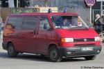 B-PK 1598 - VW T4 - BeDoKW
