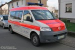 Krankentransporte SKT G. Zimmer - KTW 42/64 (a.D.)