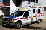 Carmila - Queensland Ambulance Service - RTW