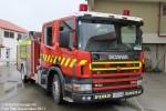 Washdyke - NZ Fire Service - Pump Rescue Tender - Washdyke 817